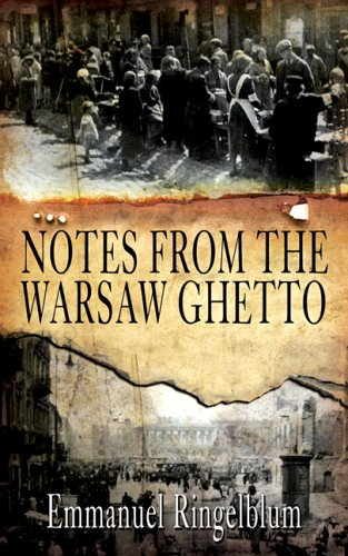 Notes from the Warsaw Ghetto  2006 edition cover