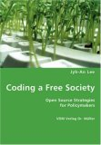 Coding a Free Society N/A 9783836425315 Front Cover