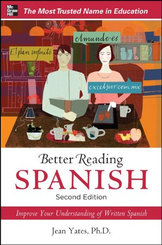 Better Reading Spanish  2nd 2012 edition cover