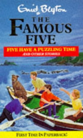 Five Have a Puzzling Time and Other Stories N/A edition cover
