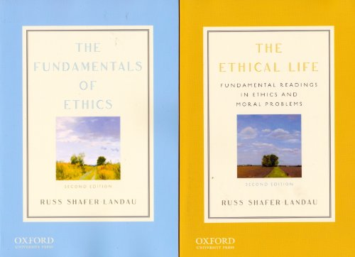 ETHICAL LIFE-W/FUNDAMENTALS OF N/A edition cover