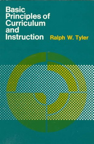 Basic Principles of Curriculum and Instruction   1971 edition cover
