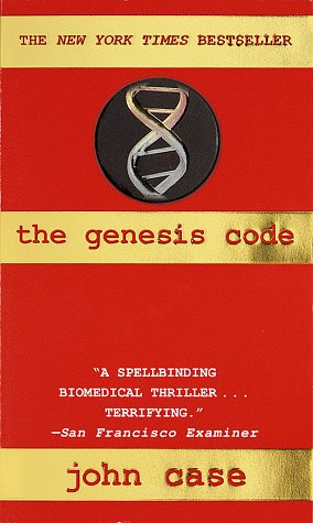 Genesis Code   1997 edition cover
