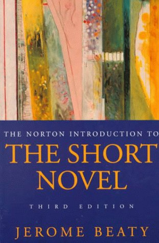 Norton Introduction to the Short Novel  3rd 1999 edition cover