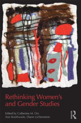 Rethinking Women's and Gender Studies   2012 edition cover