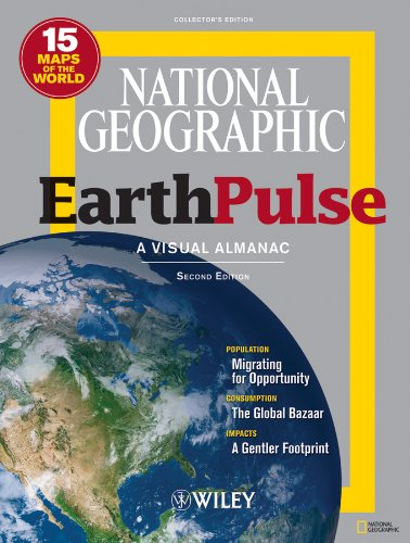 National Geographic EarthPulse  2nd 2011 edition cover