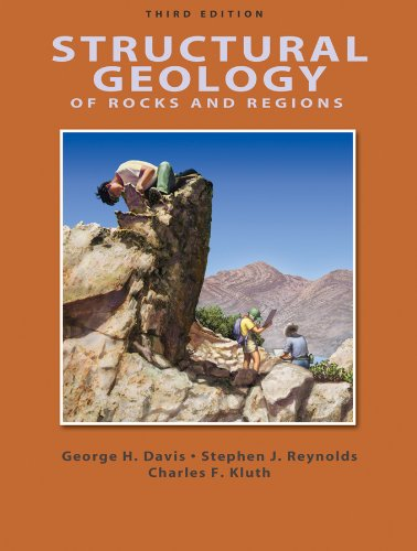Structural Geology of Rocks and Regions  3rd 2012 edition cover
