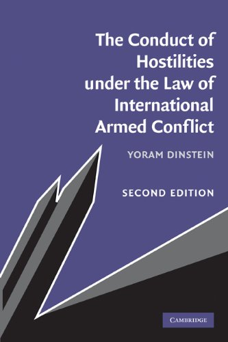 Conduct of Hostilities under the Law of International Armed Conflict  2nd 2010 (Revised) edition cover