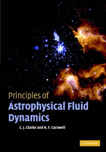 Principles of Astrophysical Fluid Dynamics   2007 9780521853316 Front Cover
