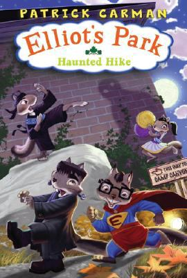 Haunted Hike  N/A 9780545019316 Front Cover