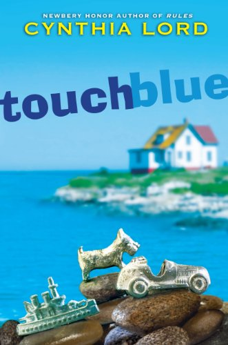 Touch Blue   2010 edition cover