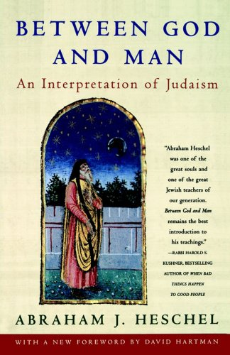 Between God and Man An Interpretation of Judaism  1997 edition cover
