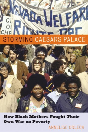 Storming Caesar's Palace How Black Mothers Fought Their Own War on Poverty  2006 edition cover