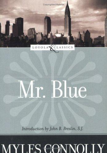 Mr. Blue   2005 (Reprint) edition cover