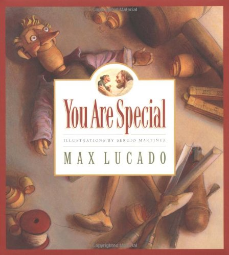 You Are Special   1997 9780891079316 Front Cover