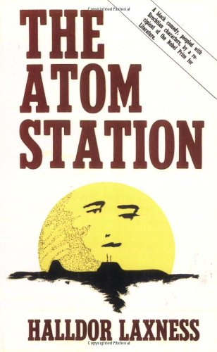 Atom Station  Reprint  9780933256316 Front Cover