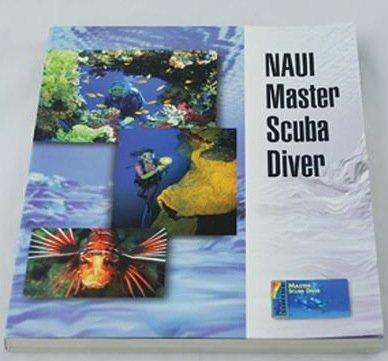NAUI MASTER SCUBA DIVER 2nd 2004 edition cover