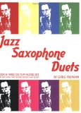 JAZZ SAXOPHONE DUETS           N/A edition cover