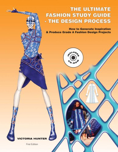 Ultimate Fashion Study Guide : How to Generate Inspiration and Produce Grade A Fashion Design Projects  2007 edition cover