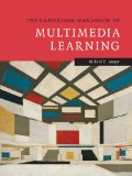 Cambridge Handbook of Multimedia Learning  2nd 2014 edition cover