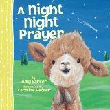 Night Night Prayer   2014 9781400324316 Front Cover