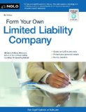 Form Your Own Limited Liability Company  8th edition cover