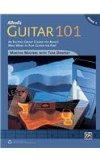Alfred's Guitar 101, Bk 1 An Exciting Group Course for Adults Who Want to Play Guitar for Fun!, Comb Bound Book  2014 edition cover