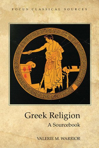 Greek Religion  N/A edition cover