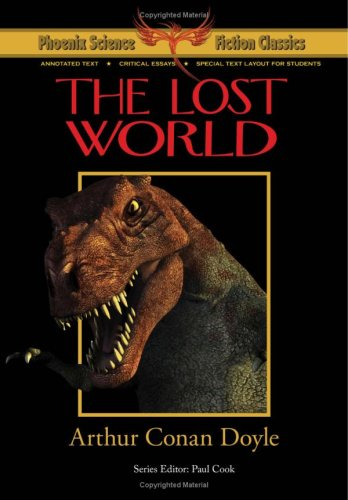 Lost World - Phoenix Science Fiction Classics   2009 edition cover