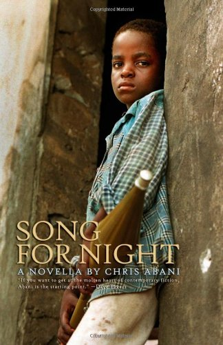 Song for Night  N/A edition cover