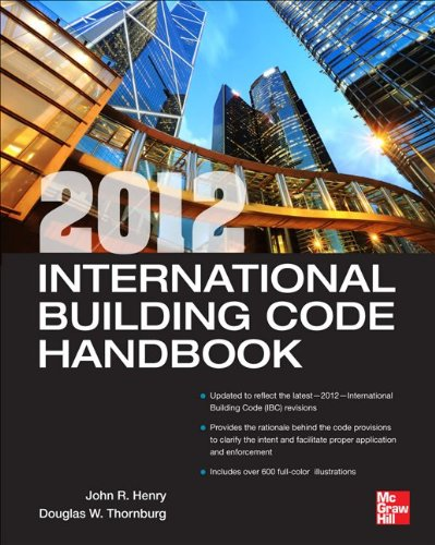 International Building Code Handbook 2012   2013 edition cover