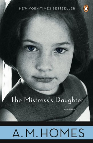 Mistress's Daughter A Memoir N/A 9780143113317 Front Cover