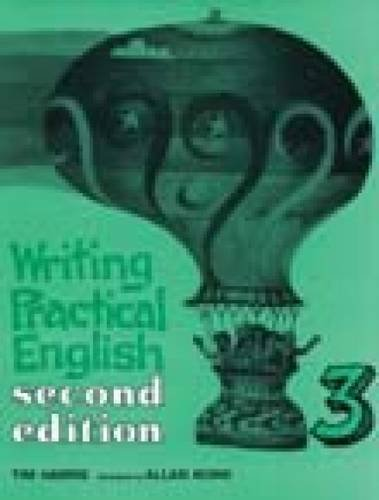 Writing Practical English 3  2nd 1989 edition cover