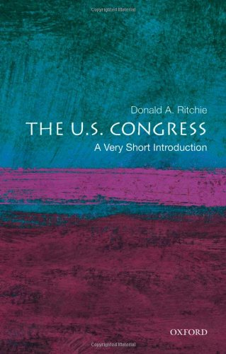 U. S. Congress   2010 edition cover