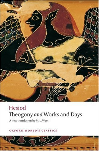 Theogony and Works and Days   2008 9780199538317 Front Cover