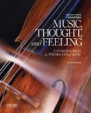 Music, Thought, and Feeling Understanding the Psychology of Music 2nd 2014 edition cover