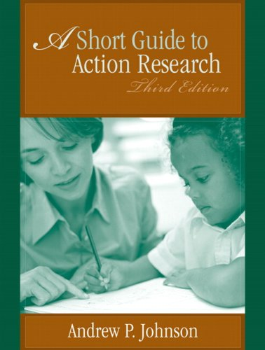 Short Guide to Action Research  3rd 2008 (Revised) edition cover