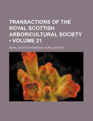 Transactions of the Royal Scottish Arboricultural Society  N/A edition cover