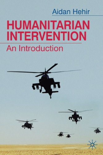 Humanitarian Intervention An Introduction  2009 9780230220317 Front Cover
