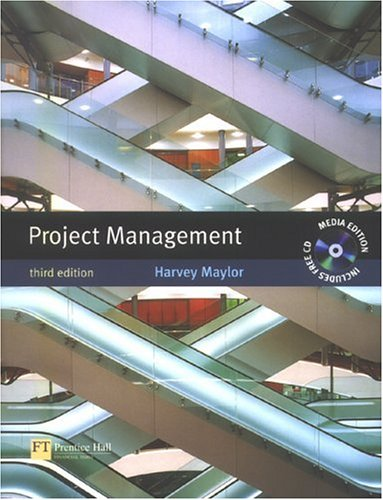Project Management  3rd 2005 (Revised) 9780273704317 Front Cover