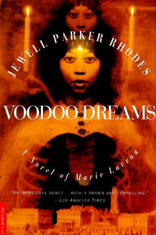 Voodoo Dreams A Novel of Marie Laveau 4th (Revised) edition cover