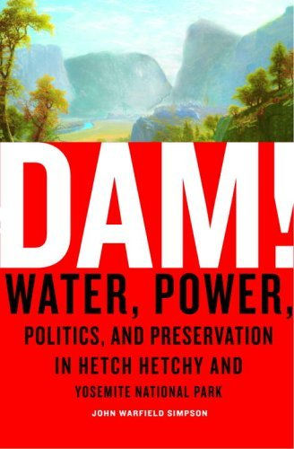 Dam! Water, Power, Politics, and Preservation in Hetch Hetchy and Yosemite National Park  2005 9780375422317 Front Cover
