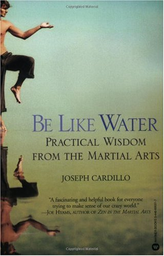 Be Like Water Practical Wisdom from the Martial Arts  2003 edition cover