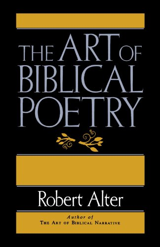 Art of Biblical Poetry  N/A edition cover