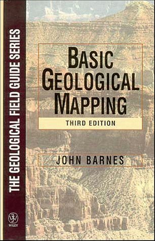 Basic Geological Mapping  3rd 1995 9780471960317 Front Cover