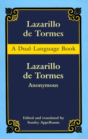 Lazarillo de Tormes   2001 (Unabridged) edition cover