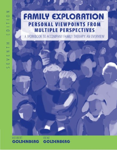 Stdt Wb-Family Exploration Pers Viewpoints F/Multiple Persp 7th 2008 9780495100317 Front Cover