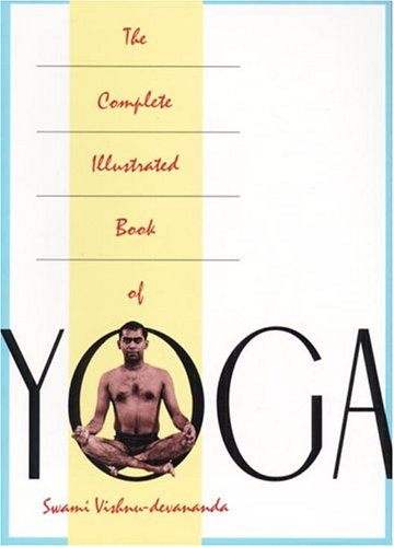 Complete Illustrated Book of Yoga  N/A 9780517884317 Front Cover