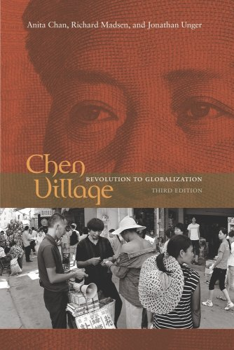 Chen Village Revolution to Globalization 3rd 2009 edition cover