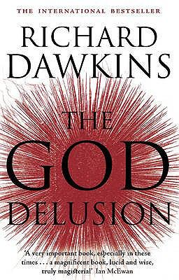 God Delusion   2007 9780552773317 Front Cover